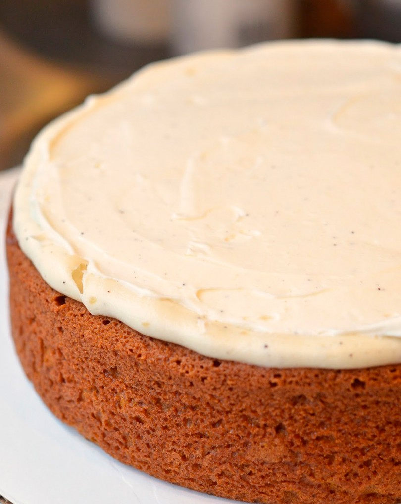 frosting queso crema